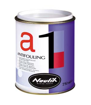 Antifouling für isolierte Aluminiumrümpfe – NAUTIX A1