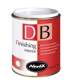 Bootslack 1K Bilgenfarbe Nautix DB