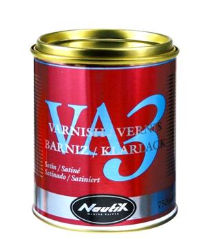 Bootslack 1K Klarlack Nautix VA3