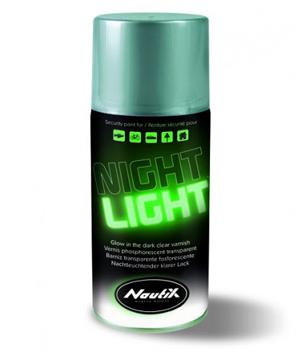 Bootslack 1K Phosphorisierender Klarlack Nautix Night Light