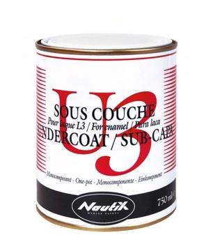 Bootslack 1K Vorstreichfarbe Nautix U3