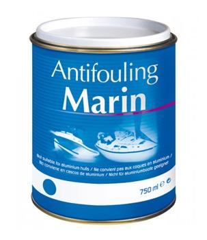 Selbstpolierendes Antifouling - NAUTIX MARIN