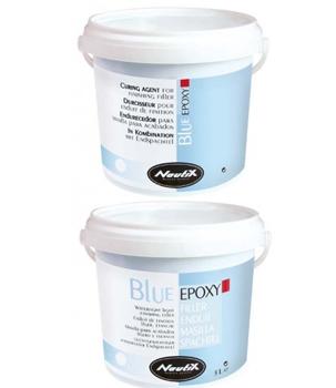 Spachtelmasse 2K Epoxidspachtel Blue Light