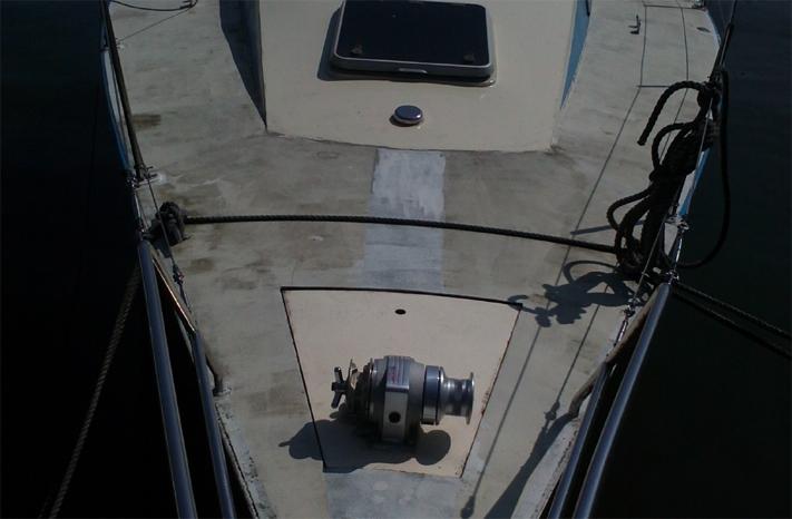 Boot Antirutsch Flächen
