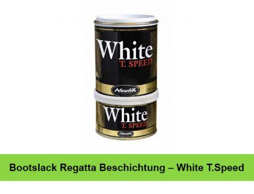 Regatta Beschichtung – White T.Speed